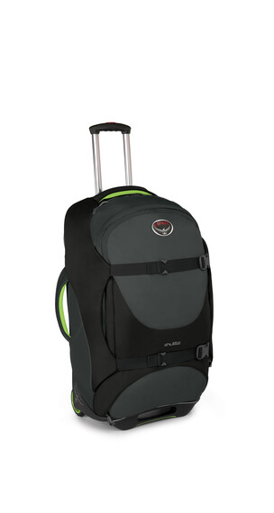 Osprey Shuttle 100 rolling case Metal Grey